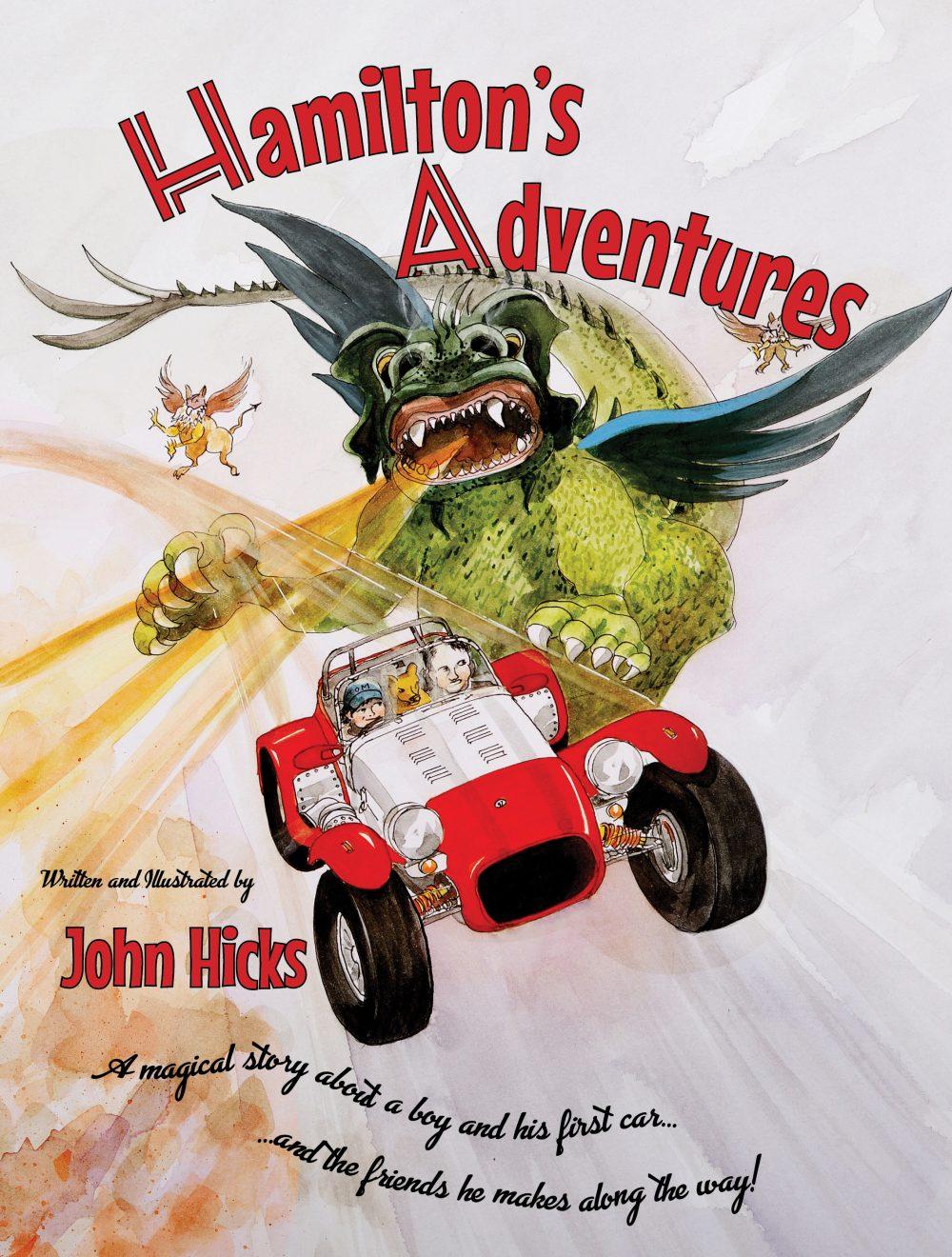 Hamilton's Adventures - Honeybee Books