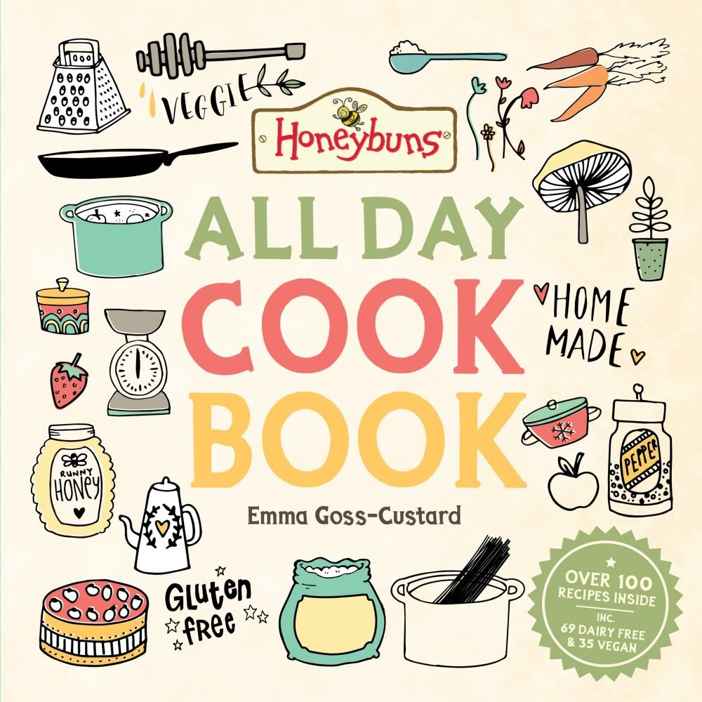 Honeybuns All Day Cookbook- Honeybee Books