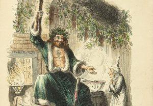 A Christmas Carol John Leech original illustration