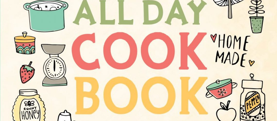 Honeybuns All Day Cookbook- Honeybee Books